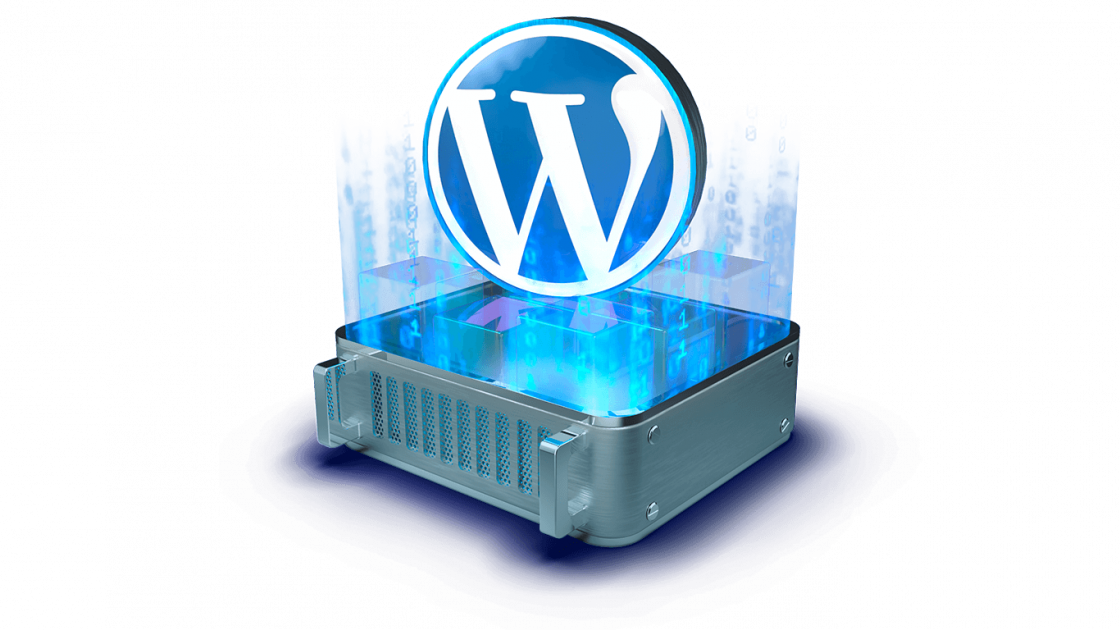WordPress server OVHcloud