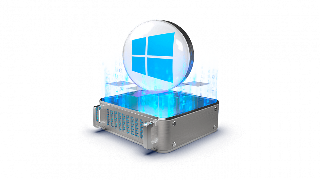 Server Windows OVHcloud